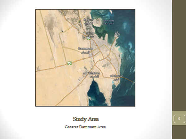 Conceptual MSW Landfill Design and Waste-To-Energy Recovery Potential for Greater Dammam Area