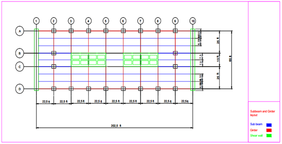 Structural design and analysis of 60-storey building constructed using ultra-lightweight floor