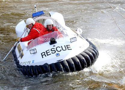 Design and Manufacture of  a one person Hover Craft