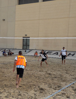 PMU Beach Volleyball