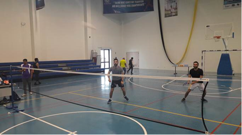 PMU Badminton Tournament