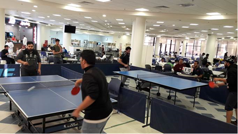PMU Table Tennis Tournament