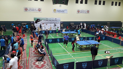 SUSF Table Tennis Tournament