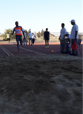 SUSF Athletic Meet