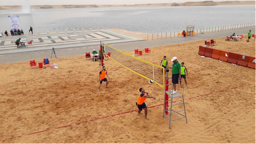 SUSF Beach Volleyball
