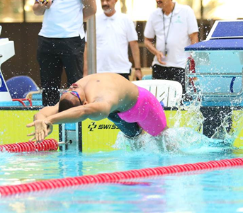 SUSF Swimming Tournament